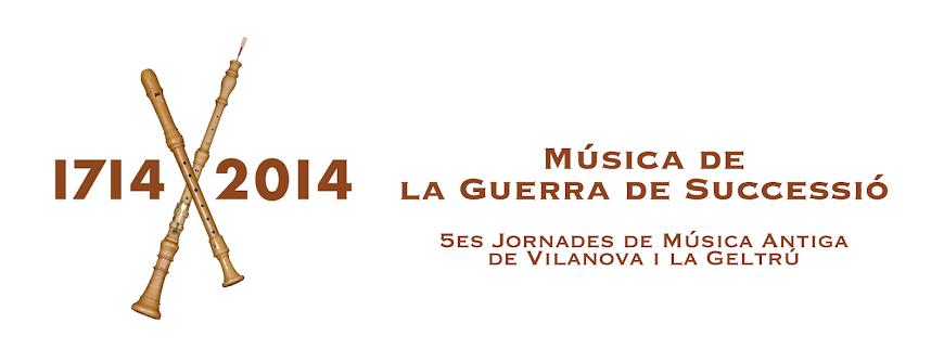 Jornades de Música Antiga de Vilanova i la Geltrú