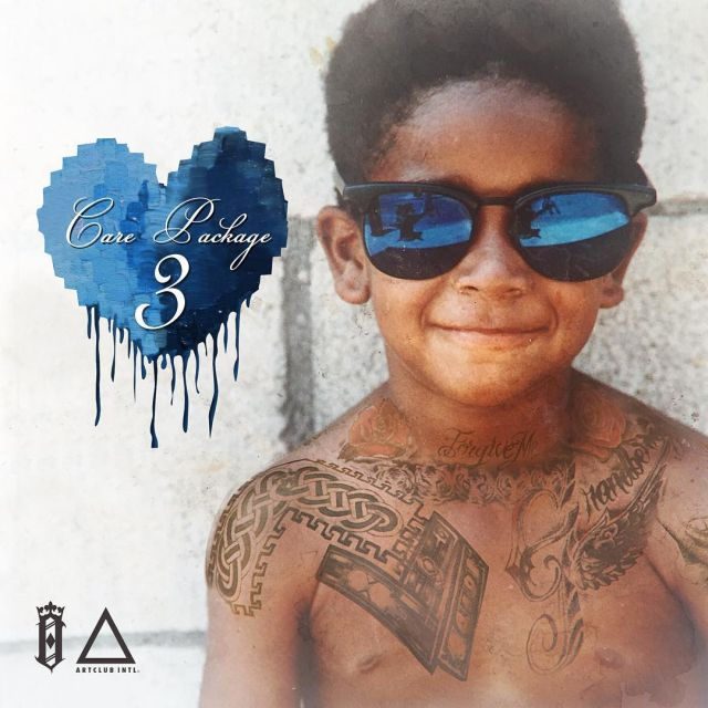 Omarion - Care Package 3 (EP)