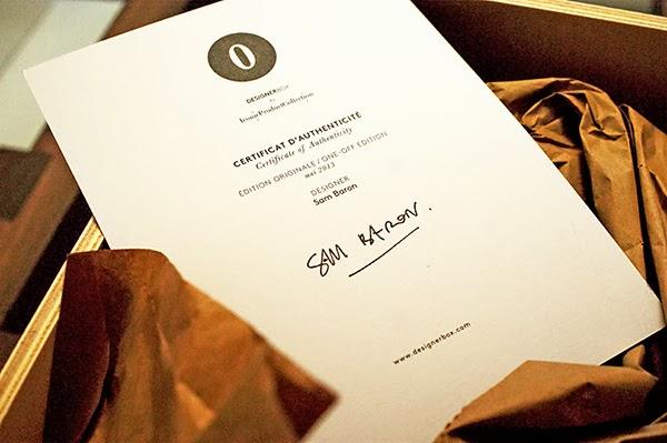 DesignerBox on Design and fashion recipes by Cristina Dal Monte