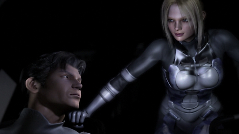 Tekken Namco CGI Nina Game