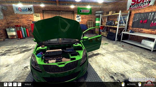 Ohgamegratis - Car Mechanic Simulator 2014 - Full Version Screenshot 4