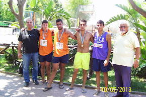 Τελικός Νέων-Ανδρών Κ-23 ΕΣΠΕΔΑ 9-10/7/13 ALLOU! FUN PARK