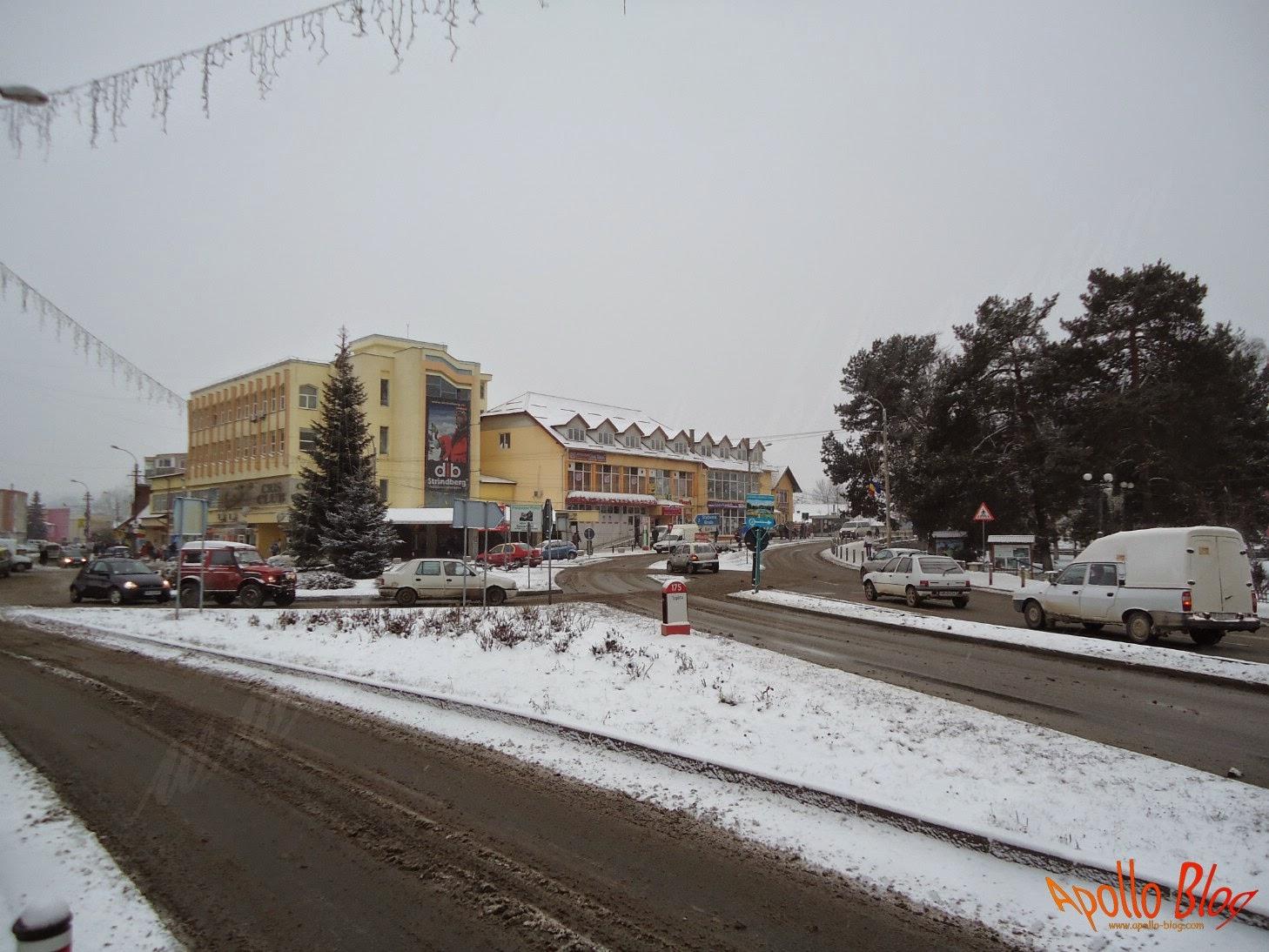 Centrul Toplitei