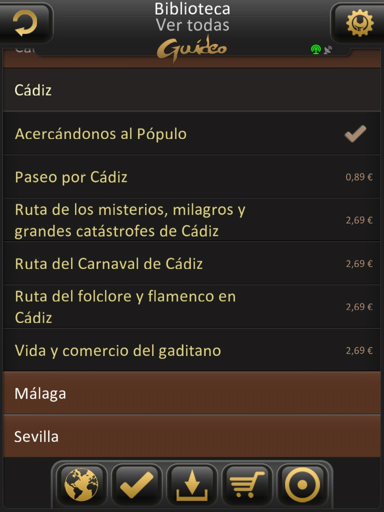 Guideo App