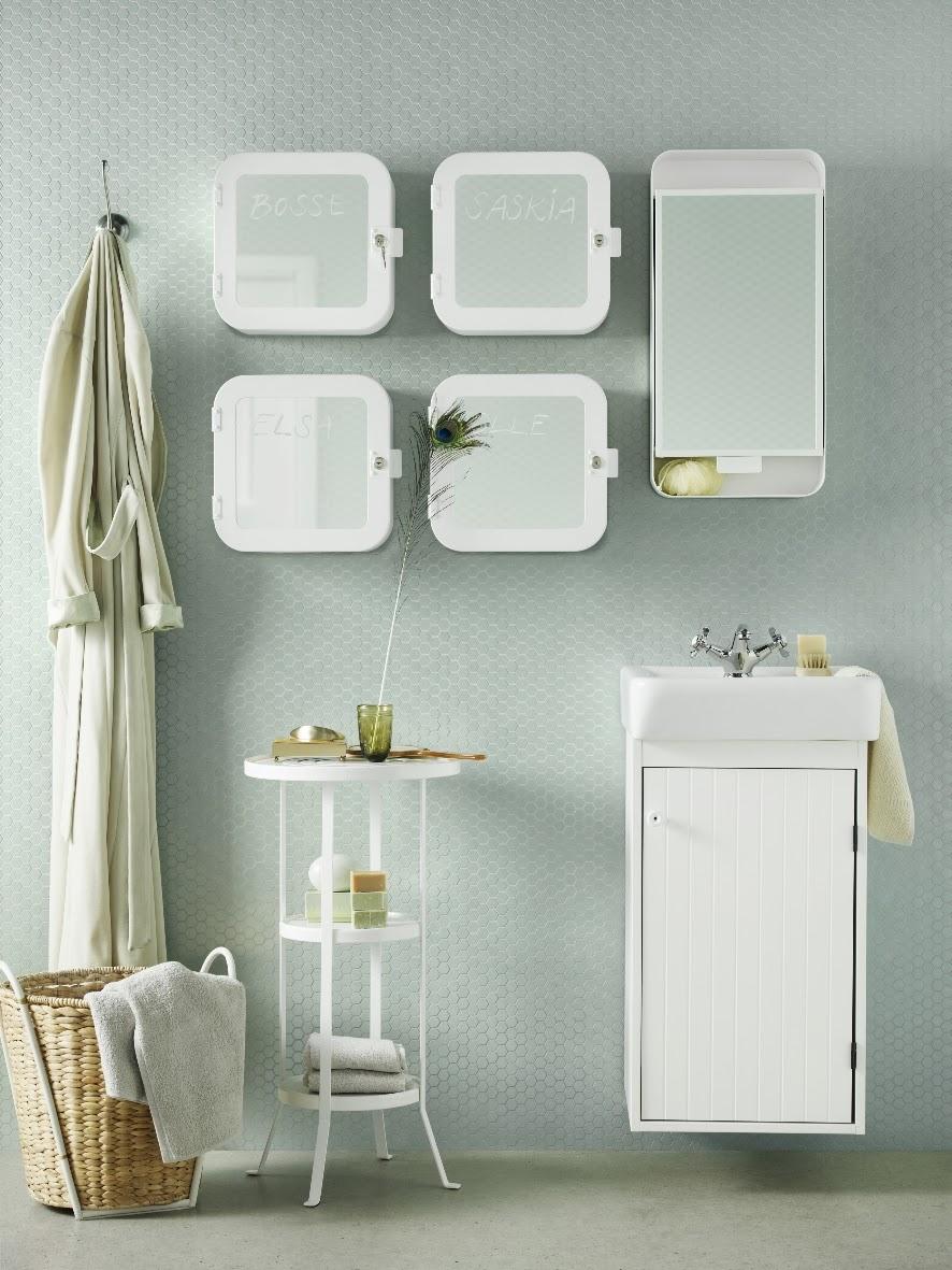 Annettes skimmer: nytt till barnrummet och badrummet från ikea