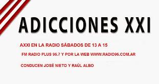 AXXI EN LA RADIO