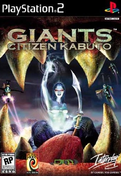 Torrent Super Compactado Giants Citizen Kabuto PS2