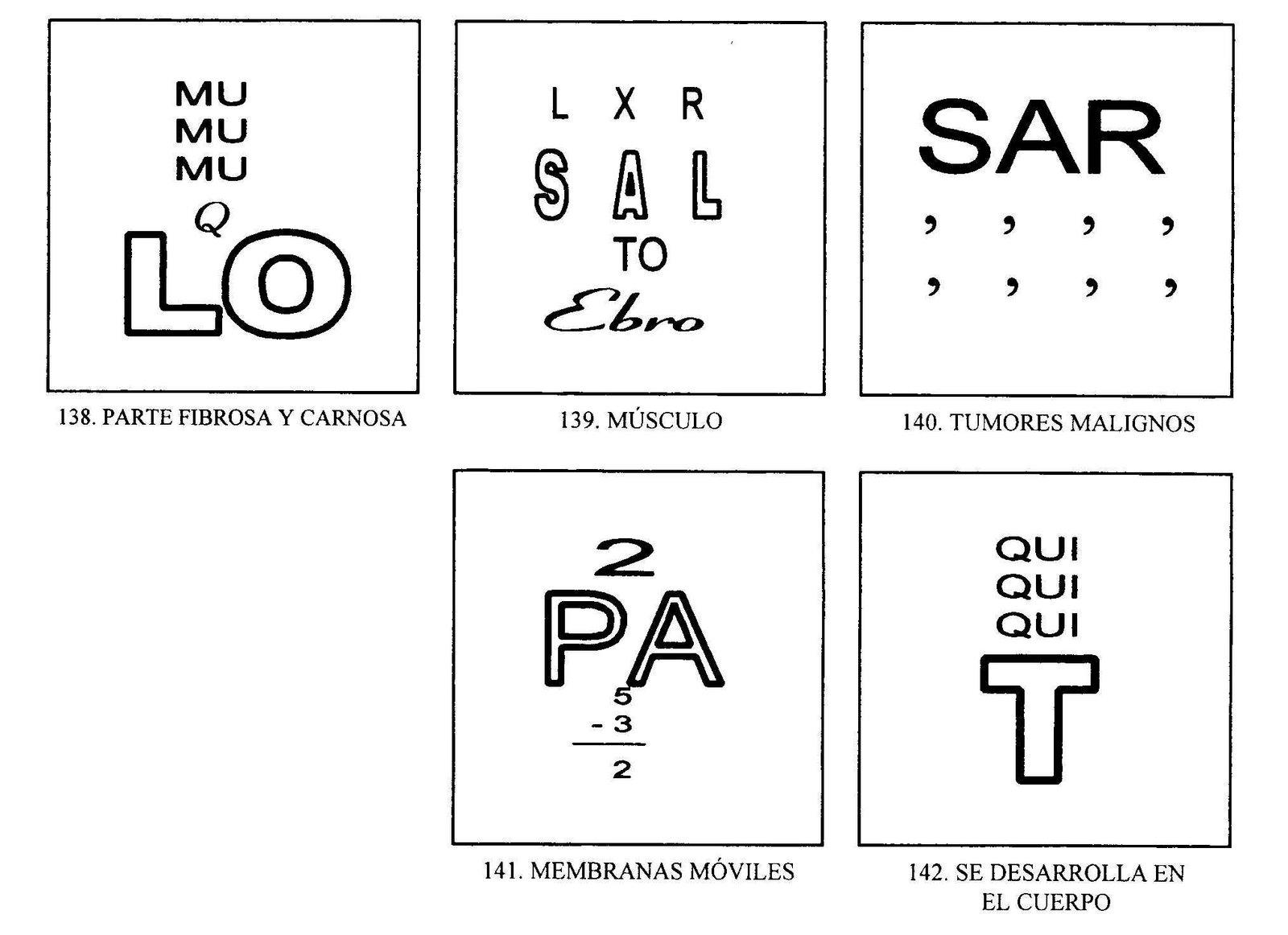 libros jeroglificos para ninos