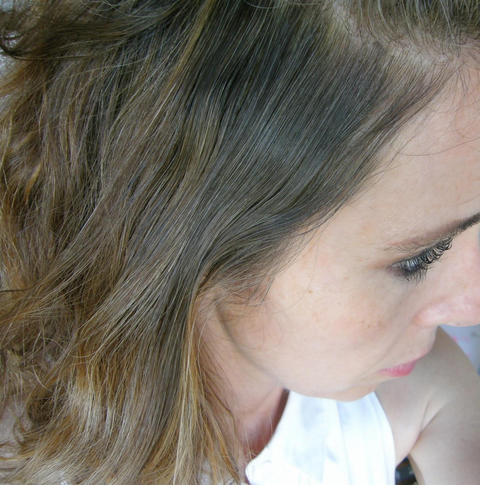 mascara cheveux de k pour karit mon test et avis audio - Coloration K Pour Karit