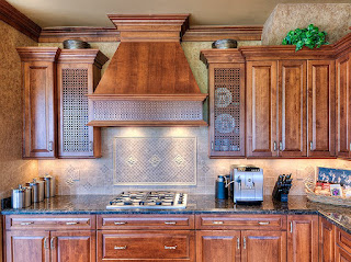 Pattern Cut Inc Wood Vent Grilles, Kitchen Cabinet Inlay