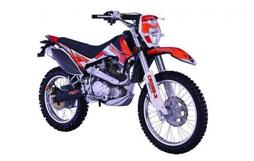 Spesifikasi dan Harga Viar Cross X 200 SE Terbaru