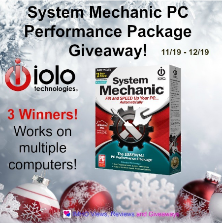 System Mechanic PC Performance Package