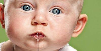طرق علاج كثرةإ فراز اللعاب عند الاطفال