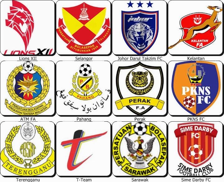 sukan malaysia dan antarabangsa bola sepak jadual