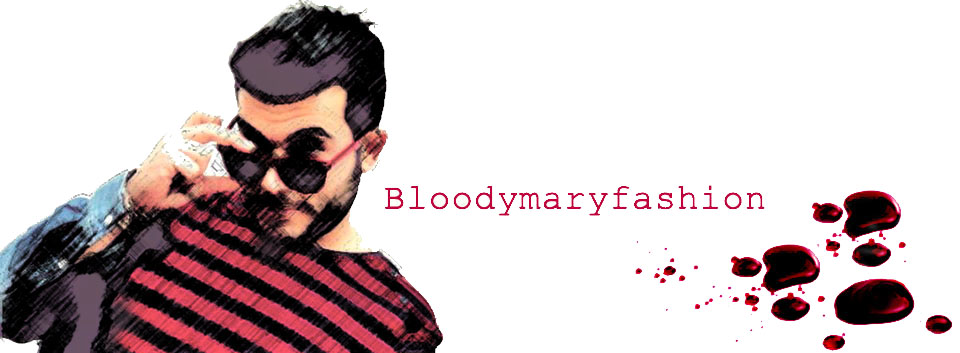 .Bloody Mary Fashion