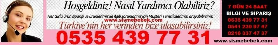 ERZURUM ŞİŞME BEBEK SİPARİŞ MAĞAZASI 0535 439 77 31