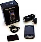 blackberry torch 9800 Rp 2.500.000