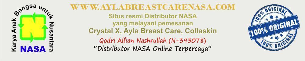 Ayla Breast Care, Cara menjadi distributor crystal x