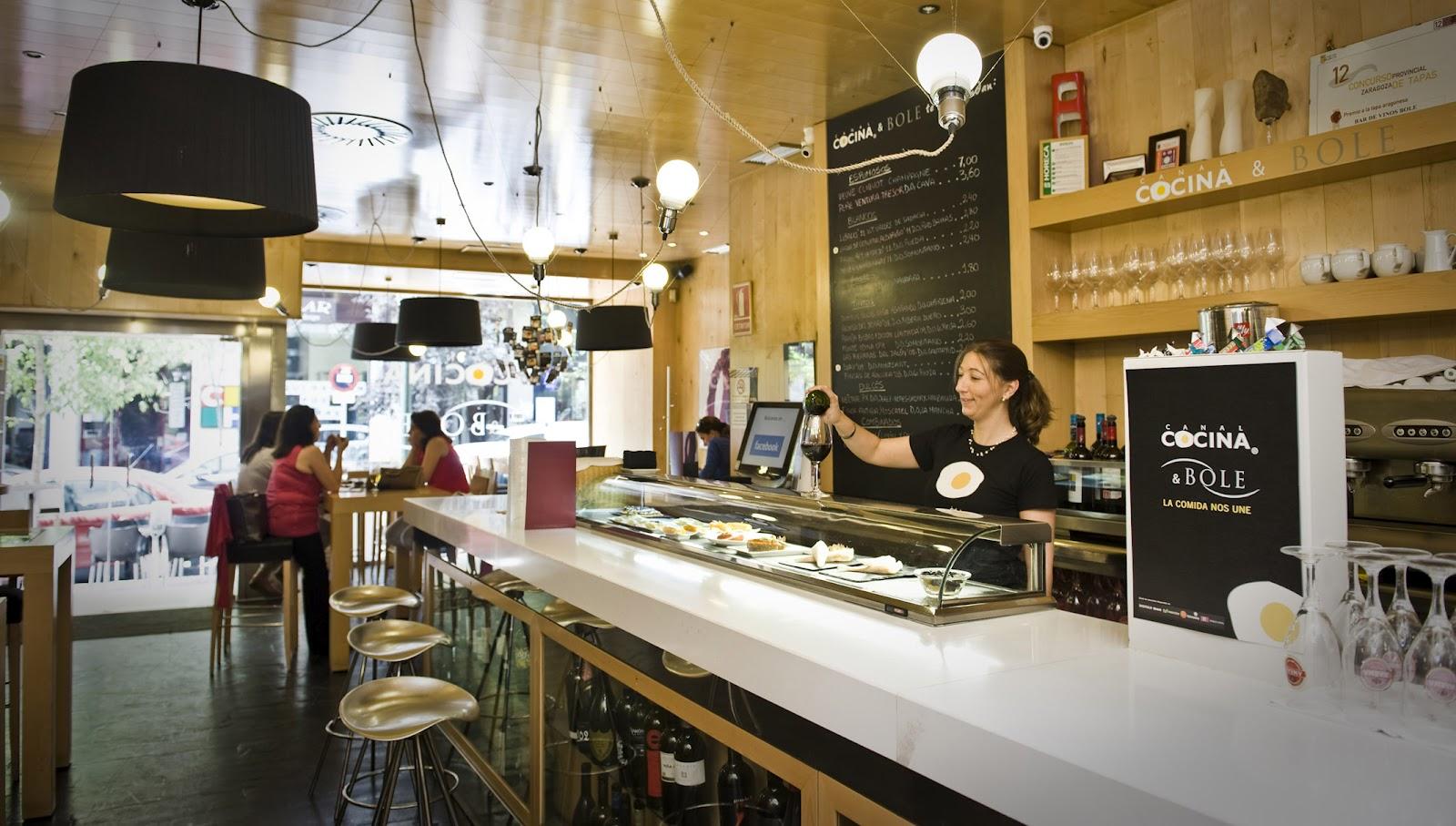 La cocina plural restaurante bole el restaurante de - Temario fp cocina y gastronomia ...