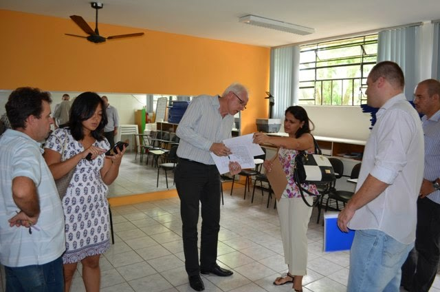 Elektro realiza pré-diagnóstico nas instalações da Prefeitura de Registro-SP