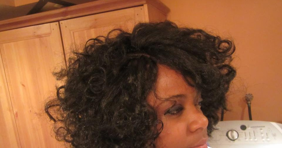 Crochet Braids Base : Private Salon: Crochet Braids with Kanekalon braiding hair
