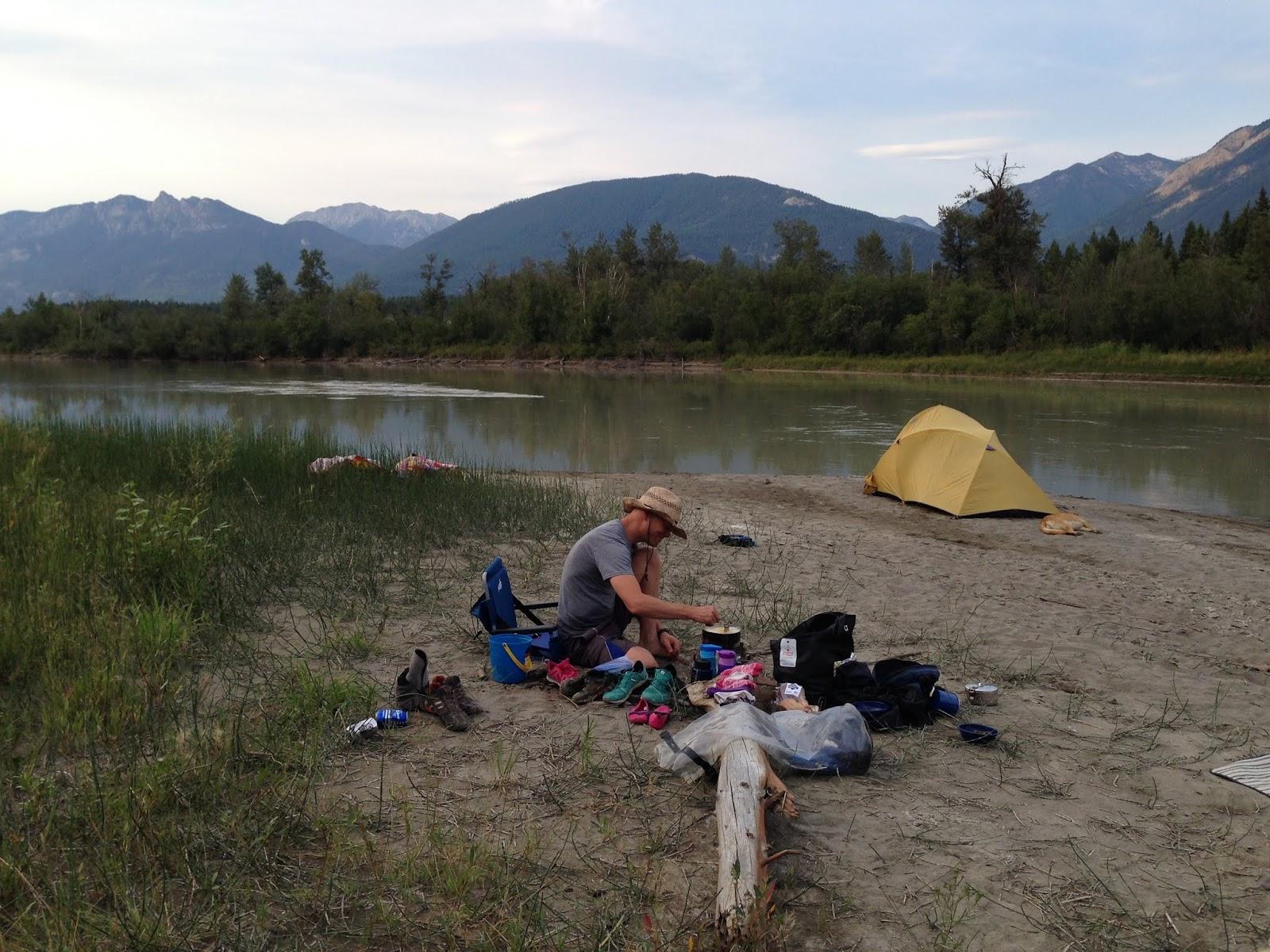 Mud Island River Park Camping