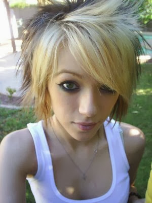 Emo Romance Hairstyles