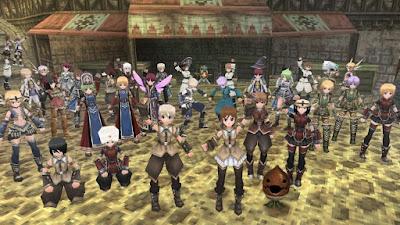 RPG IRUNA Online MMORPG Apk Mod New Version