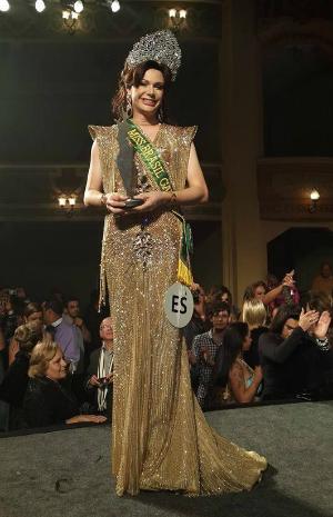 Sheila Veríssimo foi eleita Miss Brasil Gay 2013