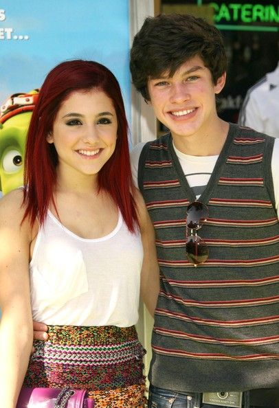Ariana Grande and Graham Phillips Photos