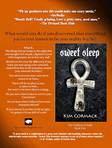 Sweet Sleep (Book One)  The Children of Ankh series Corvallis Press