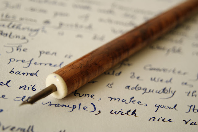 writing with a quill Quill is a nonprofit, educational technology organization dedicated to improving student writing quill provides over 300 research-based writing, grammar, and.
