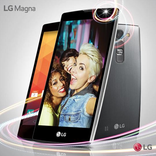 LG Magna Philippines