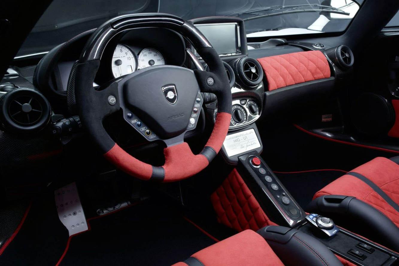 Ferrari enzo autosmr