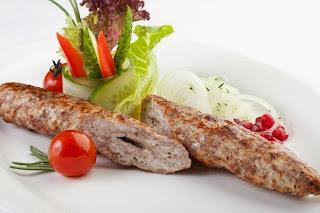 Готовим аппетитный люля-кебаб 3