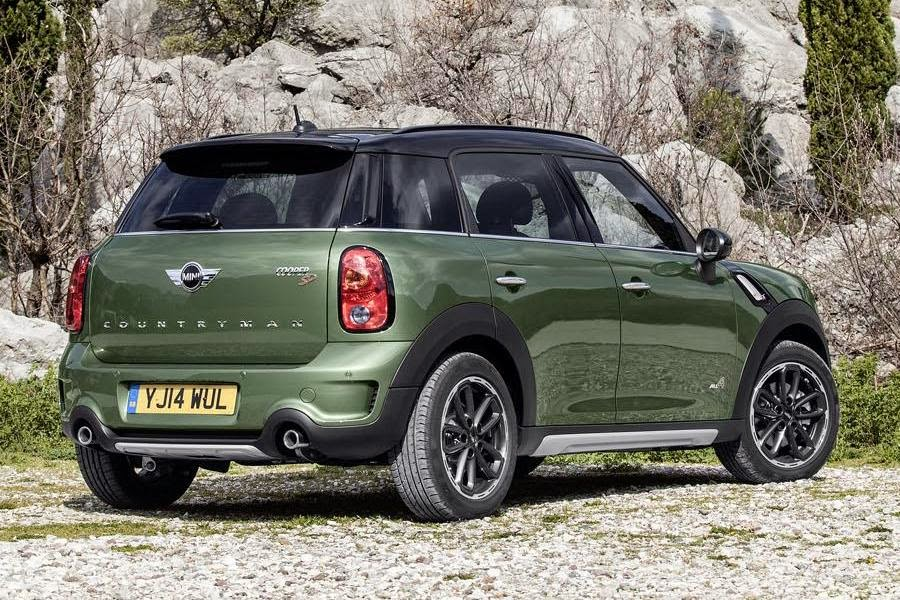 2015 mini countryman unveiled autoesque. Black Bedroom Furniture Sets. Home Design Ideas