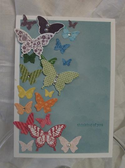 Cards On Pinterest Butterflies