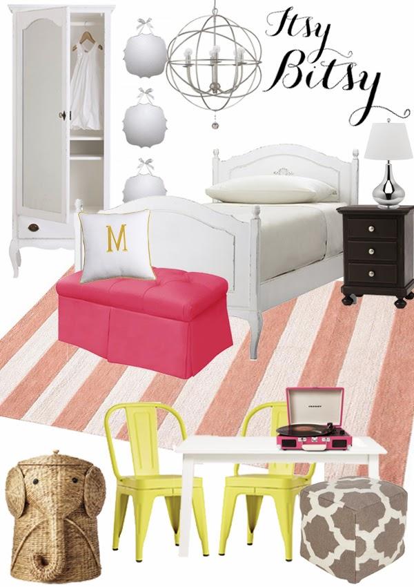 Hunted interior children 39 s stylish furniture giveaway for Stylish children s furniture
