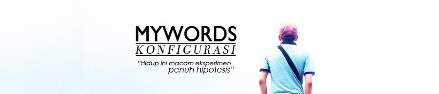 my w.o.r.d.s