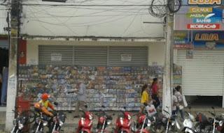Crise atinge comércio de Arapiraca e lojas começam a encerrar atividades