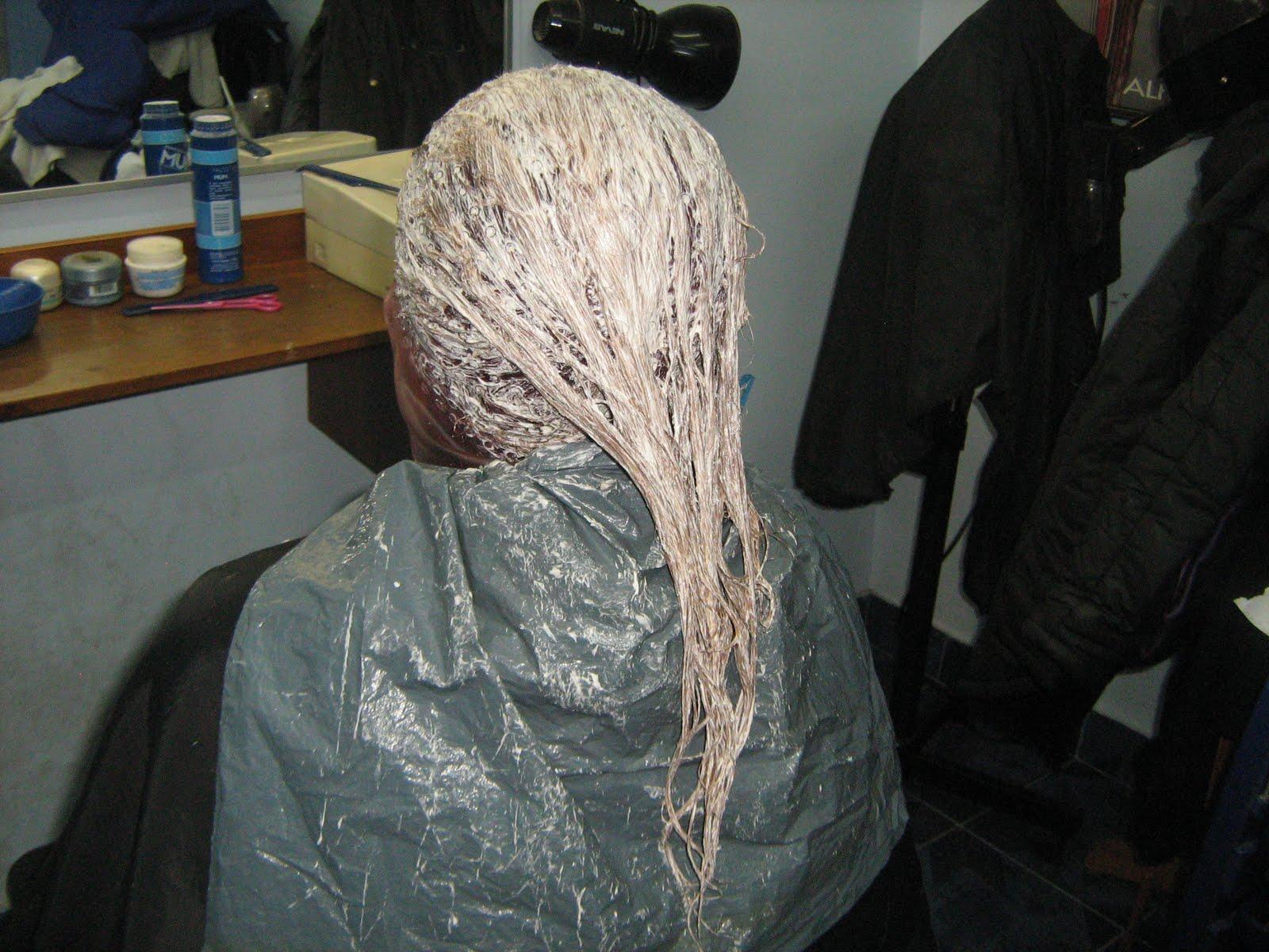 Si puedes so arlo puedes lograrlo como decolorar tu cabello procedimiento adecuado y cuidados - Como hacer mechas en casa sin gorro ...