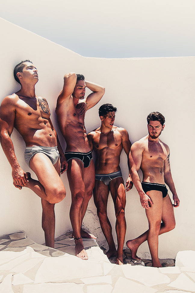 Project one studio - Spanish models in DT underwear