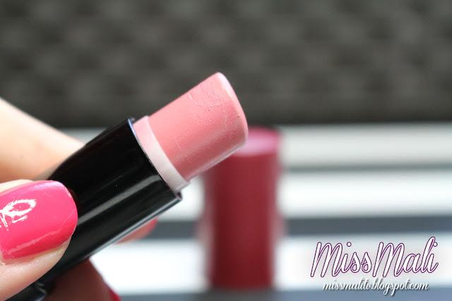 Golden Rose Velvet Matte Lipstick 07 swatch