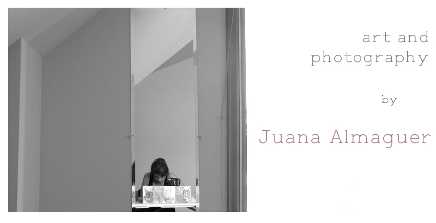 Gallery Juana - paintings, drawings,  photography