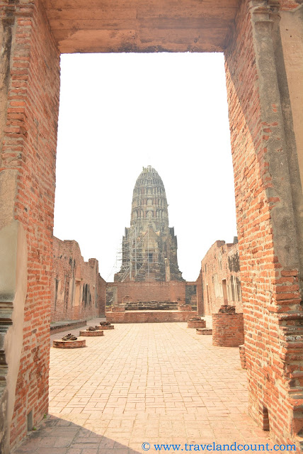 Wat Ratcha Burana Thailand