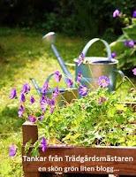 Trädgårdsbloggar sorterade efter växtzon