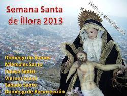 IV CARTEL DE LA SEMANA SANTA DE ÍLLORA 2013