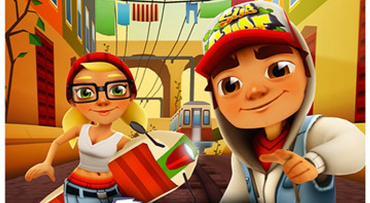 Subway Surfers PC Game Screen Shots, Wallpapers