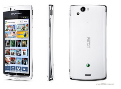 Sony Ericsson Xperia Arc S It Can Order Online