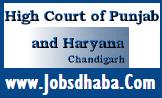 Punjab & Haryana High Court Recruitment, Sarkari naukri, Court Jobs